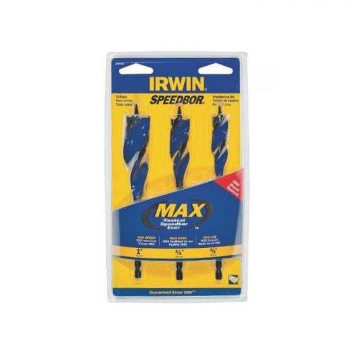 Irwin Drill Bit Set - 3 pc