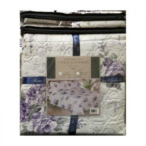 New York 3 Piece Coverlet